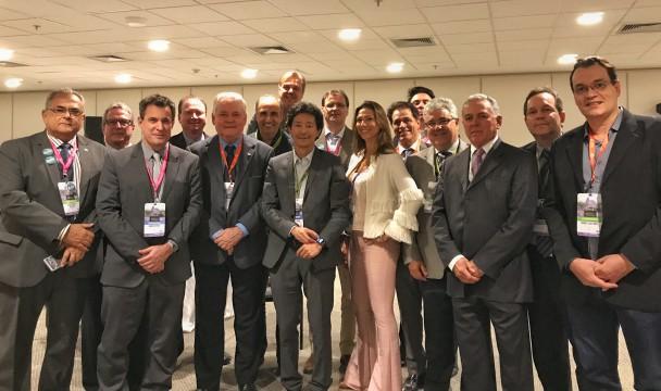 Comissão de Título de Especialista da Sociedade Brasileira de Cirurgia Plástica na 36a Jornada Carioca de Cirurgia Plástica.